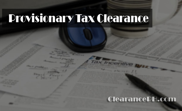 clearanceph.com-Provisionary-Tax-Clearance-Cleared