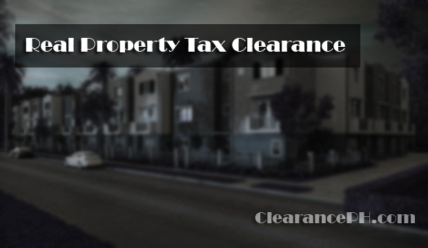 clearanceph.com-Real-Property-Tax-Clearance