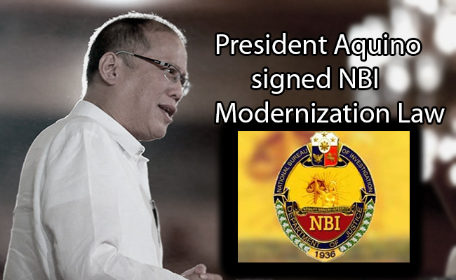 President-Aquino-signed-NBI-Modernization-Law