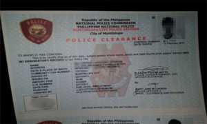 Where To Apply For NBI Clearance, Branches, Offices and